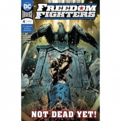 FREEDOM FIGHTERS -4 (OF 12)