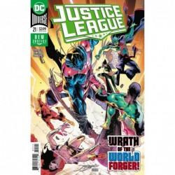 JUSTICE LEAGUE -21