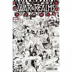 WAR OF REALMS -1 (OF 6)...
