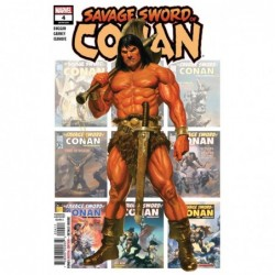 SAVAGE SWORD OF CONAN -4
