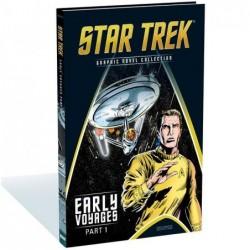 STAR TREK: EARLY VOYAGES...