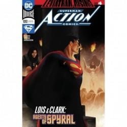 ACTION COMICS -1010