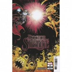 DOCTOR STRANGE -13 SHALVEY...