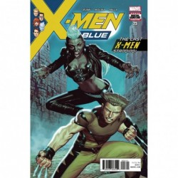 X-MEN BLUE -23 LEG