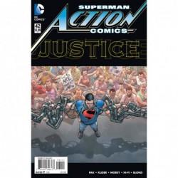 ACTION COMICS -42