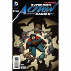 ACTION COMICS -39