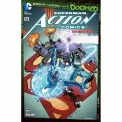 ACTION COMICS -32 (DOOMED)