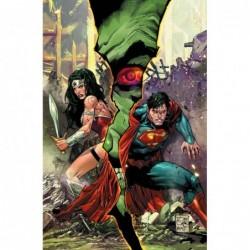 SUPERMAN WONDER WOMAN -3
