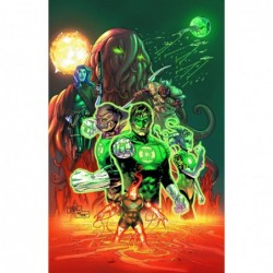 GREEN LANTERN -31 (UPRISING)
