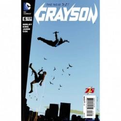 GRAYSON -6 FLASH 75 VAR ED