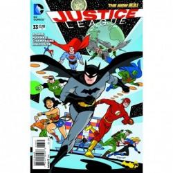 JUSTICE LEAGUE -33 BATMAN...