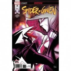 SPIDER-GWEN -30 LEG