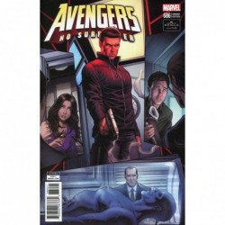 AVENGERS -686 KEOWN AGENTS...