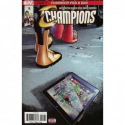 CHAMPIONS -18 LEG
