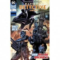 DETECTIVE COMICS -977