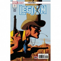 LEGION -3 (OF 5) LEG