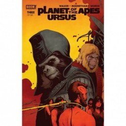 PLANET OF THE APES URSUS -3...