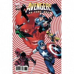 AVENGERS -687 SPROUSE END...