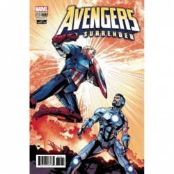 AVENGERS -688 SPROUSE END...