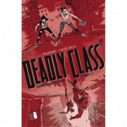 DEADLY CLASS -33 CVR A CRAIG