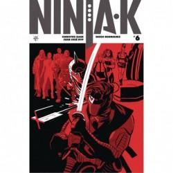 NINJA-K -6 (NEW ARC) CVR A...