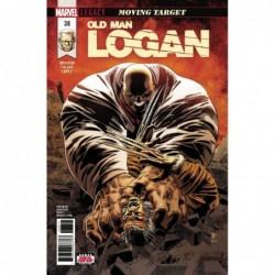 OLD MAN LOGAN -38 LEG