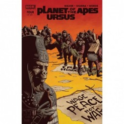 PLANET OF THE APES URSUS -4...