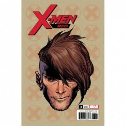 X-MEN RED -3 CHAREST...