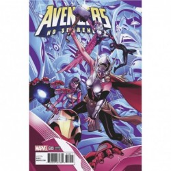 AVENGERS -689 SPROUSE END...