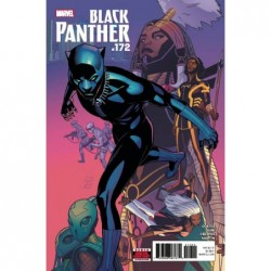 BLACK PANTHER -172 LEG