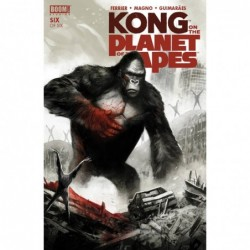 KONG ON PLANET OF APES -6