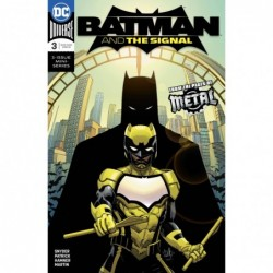 BATMAN AND THE SIGNAL -3...