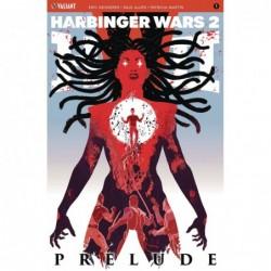 HARBINGER WARS 2 PRELUDE -1...