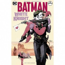 BATMAN WHITE KNIGHT -8 (OF...