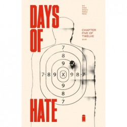DAYS OF HATE -5 (OF 12)