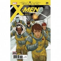X-MEN GOLD -28 LEG