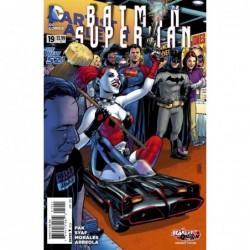 BATMAN SUPERMAN -19 HARLEY...