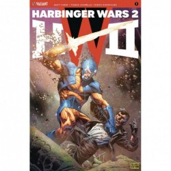 HARBINGER WARS 2 -1 (OF 4)...