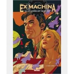EX MACHINA TOME 4