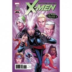 ASTONISHING X-MEN -12