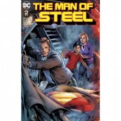 MAN OF STEEL -2 (OF 6)
