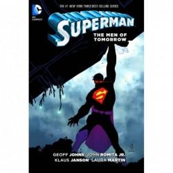 SUPERMAN THE MEN OF...