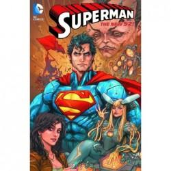 SUPERMAN TP VOL 04 PSIWAR...