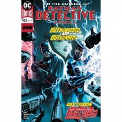 DETECTIVE COMICS -983