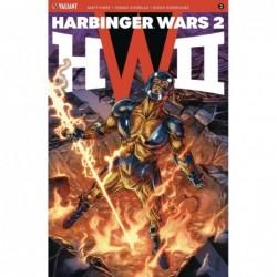 HARBINGER WARS 2 -2 (OF 4)...