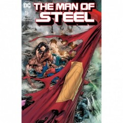 MAN OF STEEL -5 (OF 6)