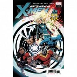 ASTONISHING X-MEN -13