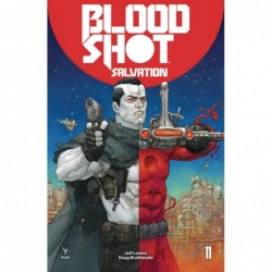 BLOODSHOT SALVATION -11 CVR...