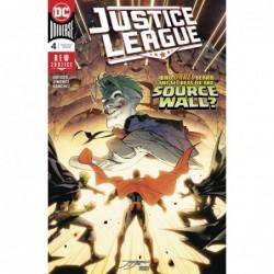 JUSTICE LEAGUE -4