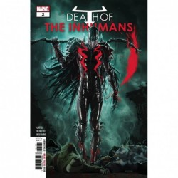 DEATH OF INHUMANS -2 (OF 5)